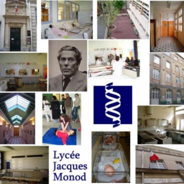 Lycée Polyvalent  JACQUES MONOD